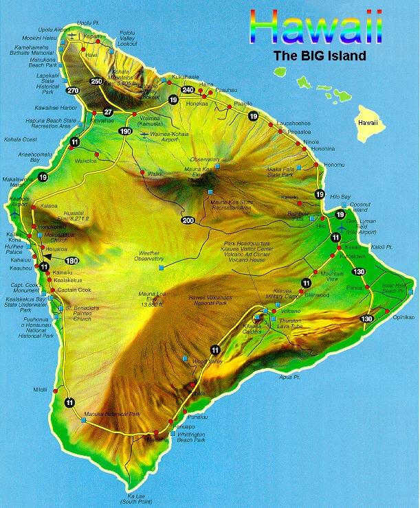 Green Sand Beach  The Big Island Hawaii